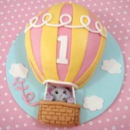 Flying Balloon Cake - 2 KG