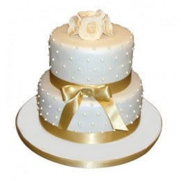 Special 2 Tier Anniversary Cake - 3 KG