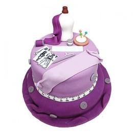 Fashionista Cake - 2 KG