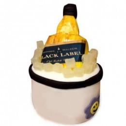 Black Label Gold Cake - 4 KG