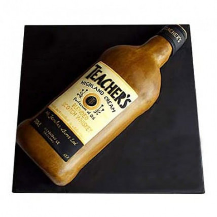 Teachers Scotch Bottle Cake - 1.5 KG