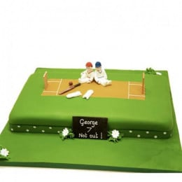 Cricket Lover'S Cake - 3 KG
