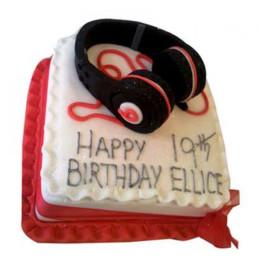 Softy Eargear Cake - 3 KG