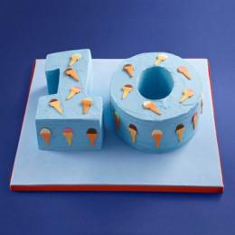 Inviting Fondant Cake - 3 KG