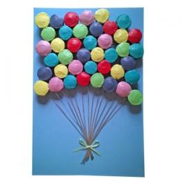Balloons Bunch Cake - 2 KG