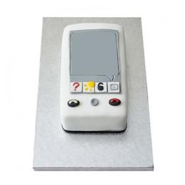 Mobile Phone Fondant Cake - 1 KG