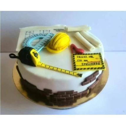 Engineer Cake-1.5 Kg