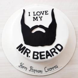 Beard Cake-500 Gms