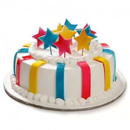 Special Delicious Celebration Cake - 3 kg