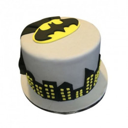 Fancy Batman Cake - 1 KG