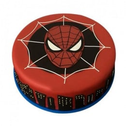 Superb Spiderman Cake - 1 KG