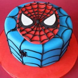 Just For You Spiderman Cake - 1 KG
