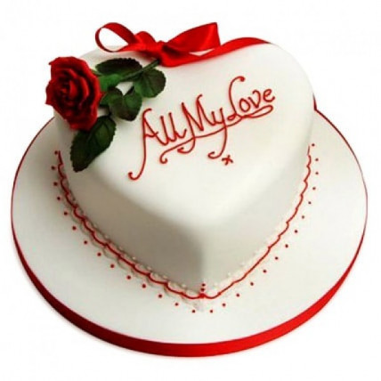 All My Love Cake - 1.5 kg