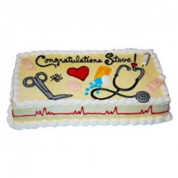 Doctors Magical Tools Cake - 1 KG