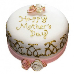 Princely Love Mom Cake - 500 Gm