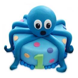 Octopus Cake - 2 KG