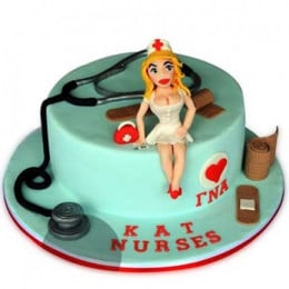 Delicious Doctor Cake - 2 KG