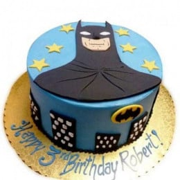 Shiny Batman With Stars - 1 KG