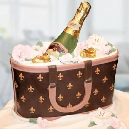 Designer Beerbag Cake - 2 KG
