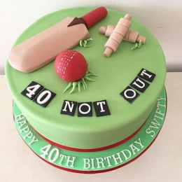 Not Out Cake - 1 KG