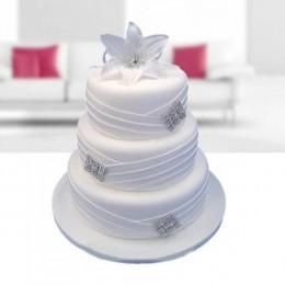 Three Layer Cake - 6 KG