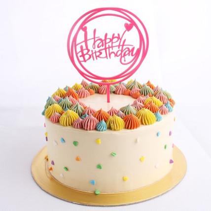 Colourful Carnival Cake-500 gm