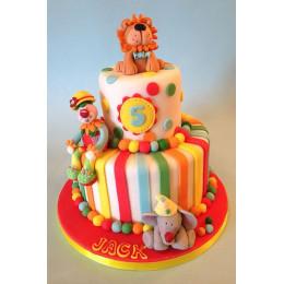 Kids Carnival Cake-3 kg