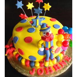 Joker Carnival Cake-1.5 kg