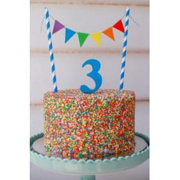 Sprinkles Carnival Cake-0.5 kg