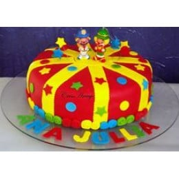 Small Carnival Cake-1 kg