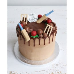 Cricket Cream Cake-1 Kg