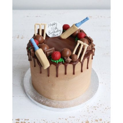 Cricket Cream Cake-0.5 Kg