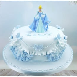 Cindrella Cake-1.5 Kg