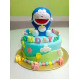 Doraemon Birthday Cake-1.5 Kg