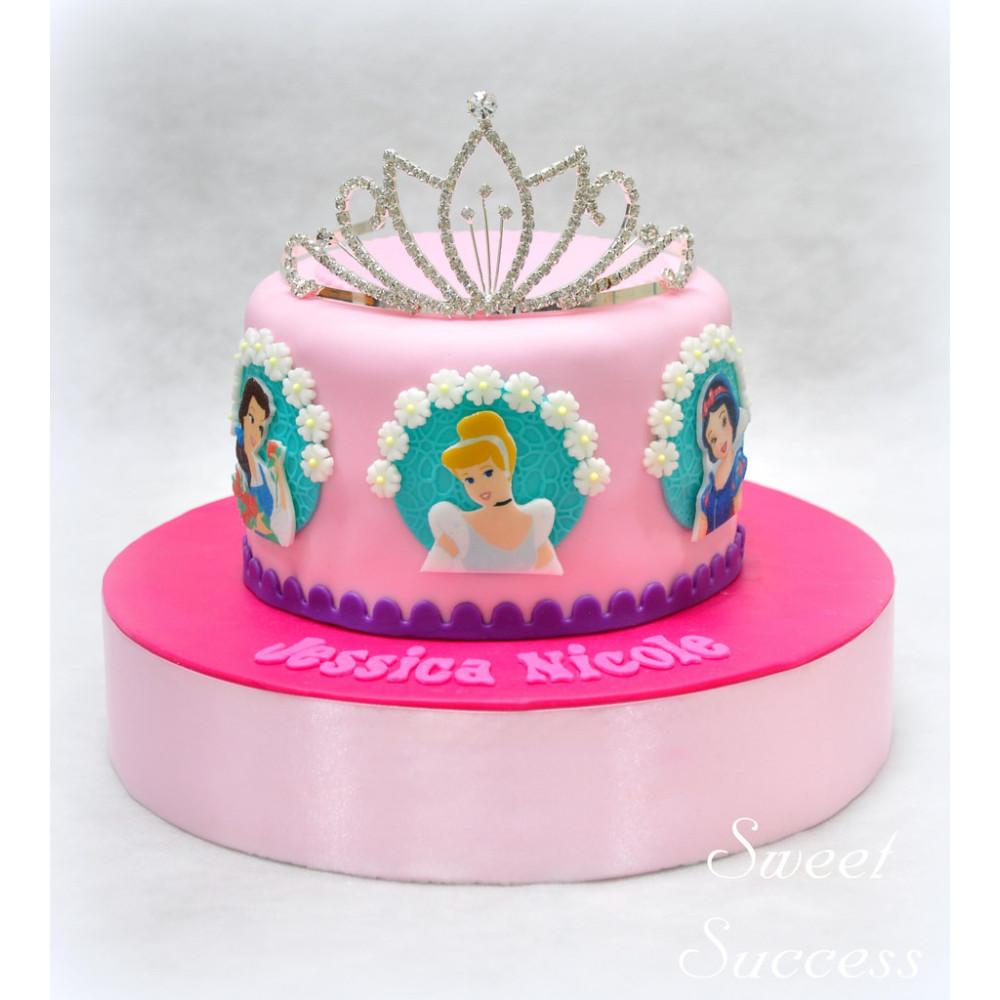 Disney Princess Designer Cake 15 Kg