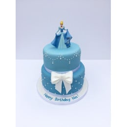 Cindrella Party Cake-3 Kg