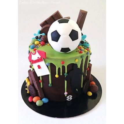 Football Fiesta Cake- 3 Kg