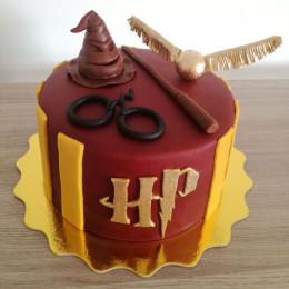 Harry Potter Cake-1.5 Kg