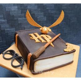 Harry Potter Book Cake-1.5 Kg