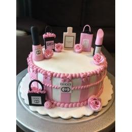 Gucci Make-Up Cake-1.5 Kg