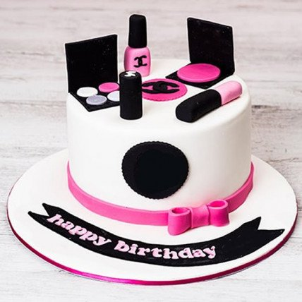 Chanel Make-Up Cake-1.5 Kg