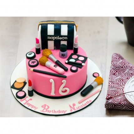 Pleasant Teen Birthday Cake 4 Kg Girl Turning 16 Here Is A Quick Way To Birthday Cards Printable Trancafe Filternl