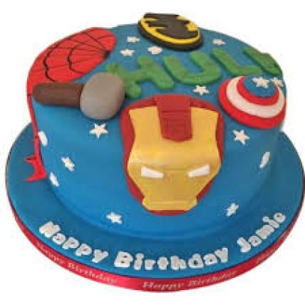 Marvel Cake-1.5 Kg