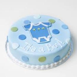 Baby Boy Cake-0.5 Kg