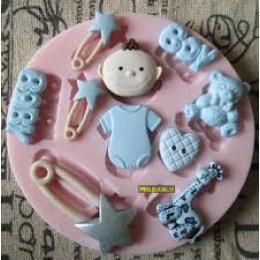 New Born Baby Cake-1.5 Kg