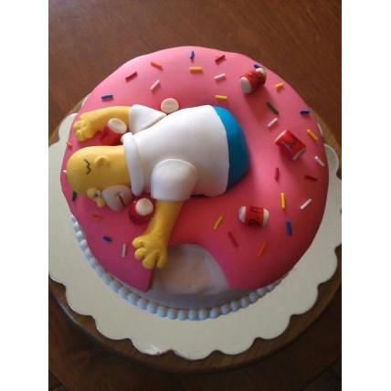 Donut Cake-1 Kg