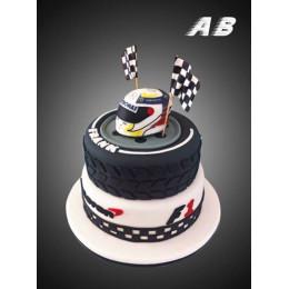Formula 1 Cake-3 Kg