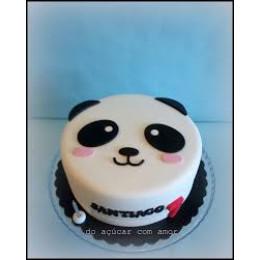 Panda Cake- 500 gm