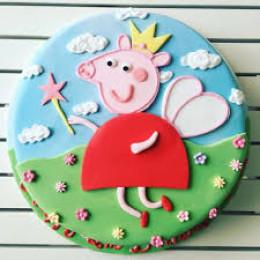 Peppa Fairy Cake-1 Kg