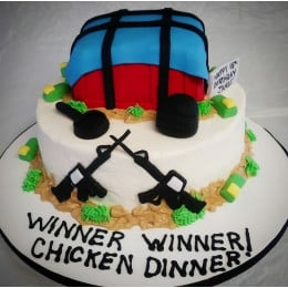 Pubg Cake-2 Kg